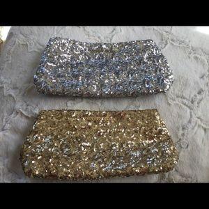 2 Victoria's Secret Evening Bags NEW